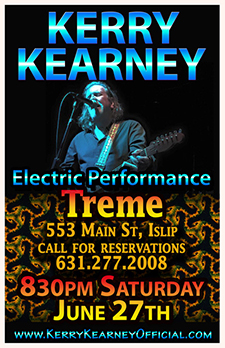 Kerry Kearney at Treme